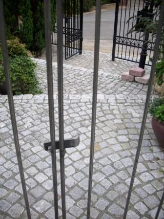 rosenbogen b 140cm rost mit t ren tor mit spitze. Black Bedroom Furniture Sets. Home Design Ideas