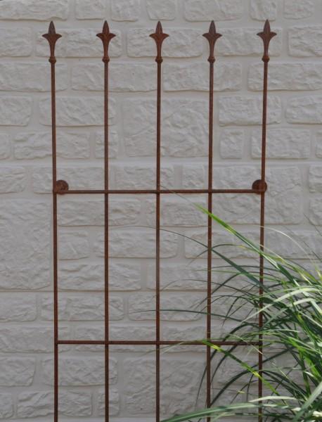 rankhilfe metall dekorative metall rankhilfe rosens ule obelisk xxl rankhilfe metall 120cm. Black Bedroom Furniture Sets. Home Design Ideas