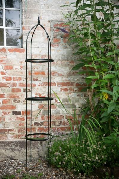 rankger st metall schwarz h 200cm. Black Bedroom Furniture Sets. Home Design Ideas