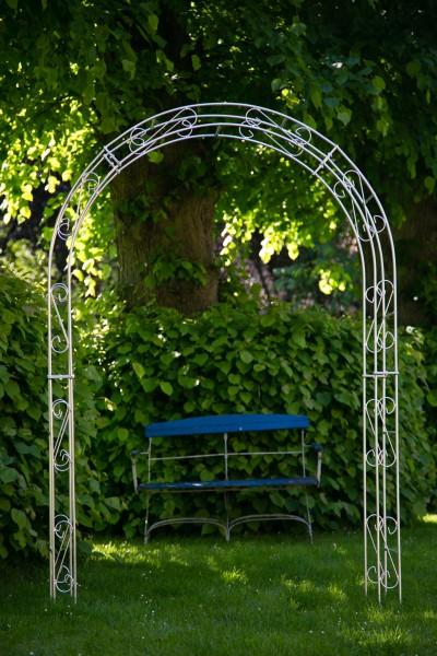 rosenbogen rund b 160cm zink rosenbogen gro handel. Black Bedroom Furniture Sets. Home Design Ideas